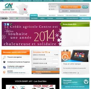 Accueil www.ca-centrest.fr