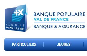 Banque Populaire Val de France 2014